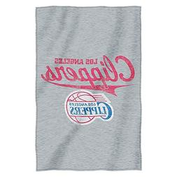 The Northwest Company NBA Los Angeles Clippers Script Sweats