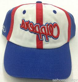 NBA Los Angeles Clippers Reebok Slouch Curve Brim Buckle Bac