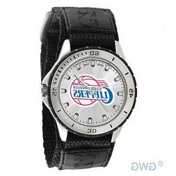 Game Time NBA Los Angeles Clippers Veteran Analog Watch 1170