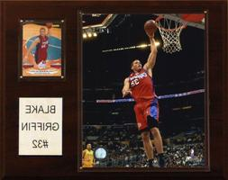 NBA Player Plaque, Los Angeles Clippers / Blake Griffen