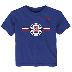 Nike NBA Toddlers Los Angeles Clippers Essential Logo Tee Sh
