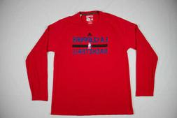 NEW adidas Los Angeles Clippers - Long Sleeve Shirt