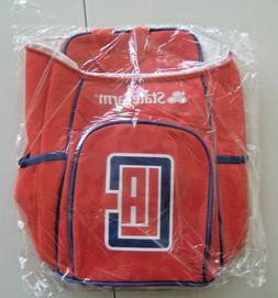 NEW SEALED LOS ANGELES CLIPPERS SGA BACKPACK / COOLER BAG