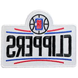 OFFICIAL Los Angeles Clippers Primary Team Logo Jersey Patch