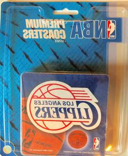 Old Logo - LOS ANGELES CLIPPERS Premium Coaster Set 10 PACK