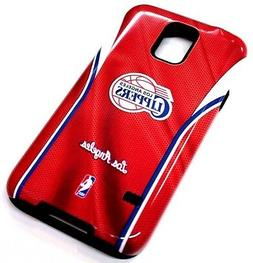 for Samsung Galaxy S5 LOS ANGELES CLIPPERS NBA DUAL HYBRID i