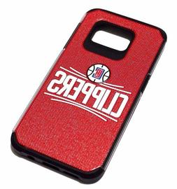 for Samsung Galaxy S7 EDGE - LOS ANGELES CLIPPERS OFFICIAL N